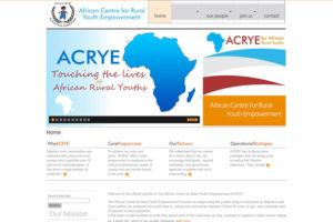 The African Centre for Rural Youth Empowerment (ACRYE)