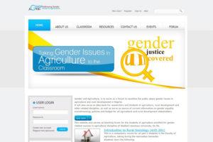 Gender Agric Website