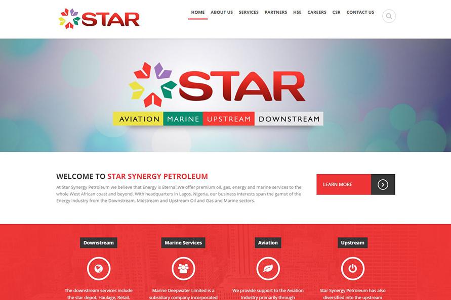 Star Group Website